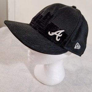 MLB Baseball Atlanta Braves Wool City Hat